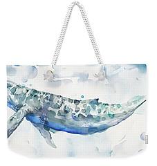 Sea Giant Weekender Tote Bag by Mauro DeVereaux
