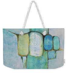 Sea Glass 2 Weekender Tote Bag