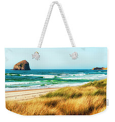 Sea-grass Dunes Weekender Tote Bag