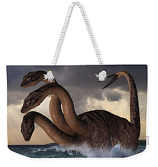 Sea Hydra Weekender Tote Bag