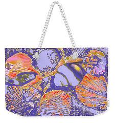 Sea Journey Weekender Tote Bag by Rachel Hannah