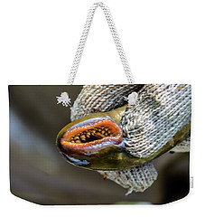 Sea Lamprey Weekender Tote Bag