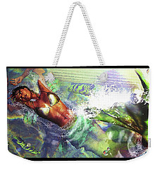 Sea Lioness Weekender Tote Bag