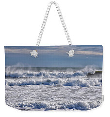 Sea Mist Weekender Tote Bag