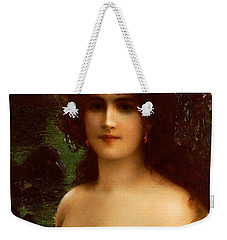 Sea Nymph Weekender Tote Bag by Emile Vernon