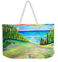 Sea Oats #2,dual #2 Weekender Tote Bag