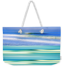 Sea Of Dreams Collage Weekender Tote Bag