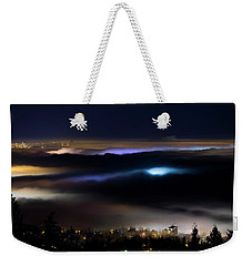 Sea Of Fog Weekender Tote Bag