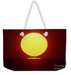 Weekender Tote Bag featuring the photograph Sea Of Japan by Tatsuya Atarashi