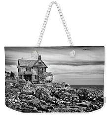 Sea Overlook Weekender Tote Bag