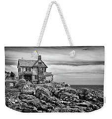 Sea Overlook Weekender Tote Bag