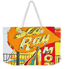 Sea Ray Motel Weekender Tote Bag