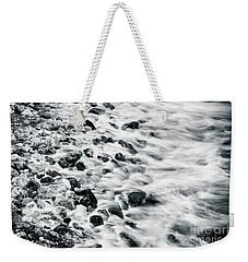 Sea Rocks Weekender Tote Bag