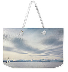 Sea Scene Weekender Tote Bag