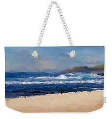 Sea Shore Weekender Tote Bag