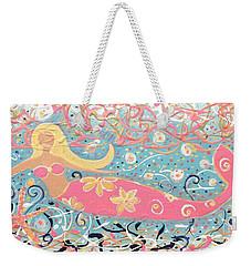 Sea Siren Blondie Weekender Tote Bag
