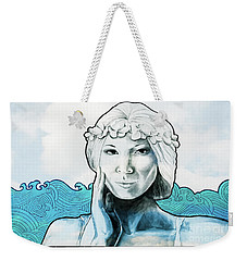 Sea Siren Weekender Tote Bag