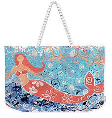 Sea Siren Weekender Tote Bag