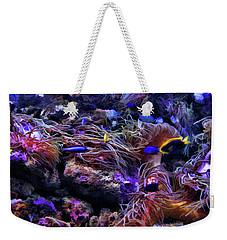 Sea Spaghetti  Weekender Tote Bag by Douglas Barnard