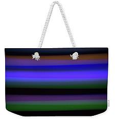 Sea Stripes Weekender Tote Bag