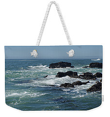Sea Therapy Weekender Tote Bag