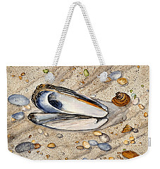 Sea Treasures - Northwest Coast Washington State Weekender Tote Bag