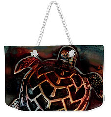 Sea Turtle 001 Weekender Tote Bag