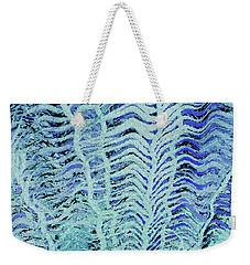 Weekender Tote Bag featuring the digital art Sea Worthy by Ann Johndro-Collins