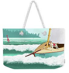 Seadog Weekender Tote Bag