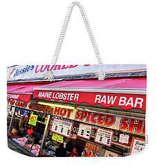 Seafood In D. C. Weekender Tote Bag by John S