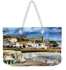 Seafront Broadstairs Kent Weekender Tote Bag