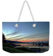 Seagate Pier Weekender Tote Bag