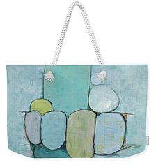 Seaglass 1 Weekender Tote Bag