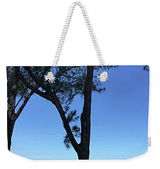 Seagrapes And Pines Weekender Tote Bag