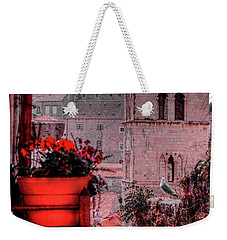 Seagull Admiring The View Weekender Tote Bag