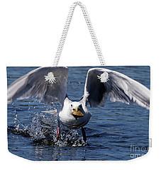 Seagull Flight Weekender Tote Bag