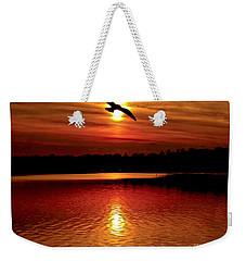 Seagull Homeward Bound Weekender Tote Bag