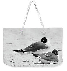 Seagull Nap Time Weekender Tote Bag