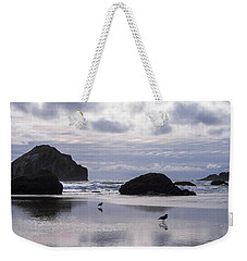 Seagull Reflections Weekender Tote Bag