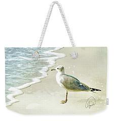 Seagull  Signed Weekender Tote Bag