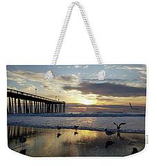 Seagulls And Salty Air Weekender Tote Bag