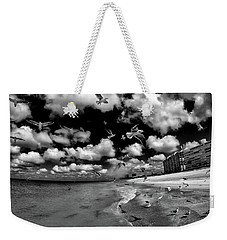 Seagulls Weekender Tote Bag by Kevin Cable