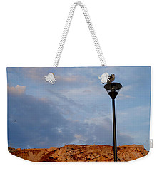 Seagull's Post Weekender Tote Bag