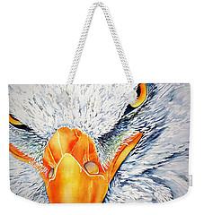 Seahawk Weekender Tote Bag