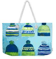 Seahawks Caps Weekender Tote Bag
