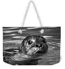 Seal In Water Weekender Tote Bag