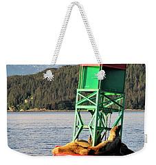 Seal Team Weekender Tote Bag