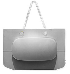 Seam Shadow Mouse Weekender Tote Bag