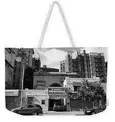 Seaman Drake Arch  Weekender Tote Bag by Cole Thompson