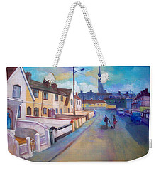 Sean Hueston Place Limerick Ireland Weekender Tote Bag